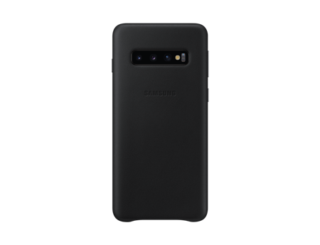 Leather Cover Para Galaxy S10