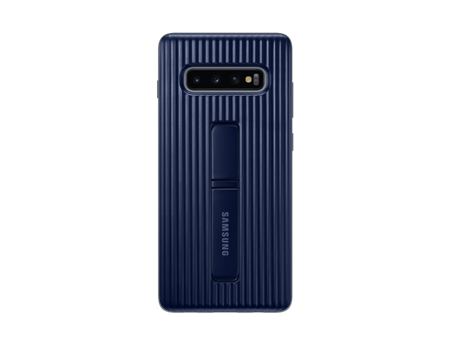 Protective Standing Cover para Galaxy S10 plus