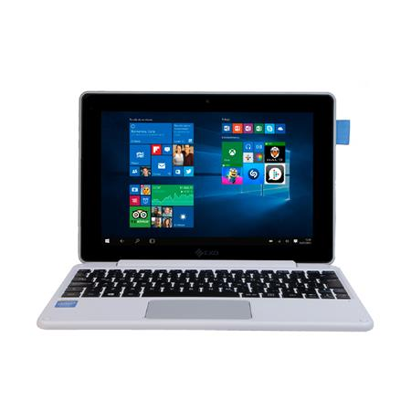 "Notebook EXO 2 en 1 Educativa Exomate TW7 10.1"" 64GB SSD"