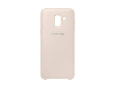 Dual Layer Cover Celular Samsung Galaxy J6